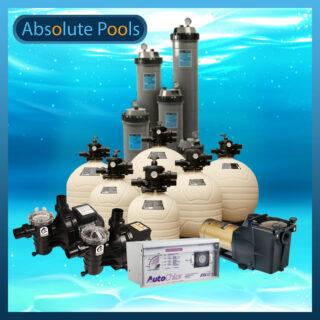 Machine Swimming Pools - อุปกรณ์สระว่ายน้ำ